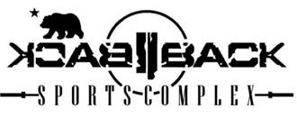 back 2 back sports complex logo